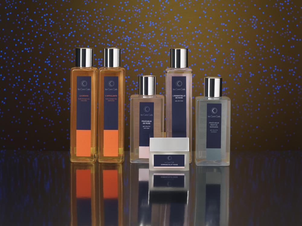 Envoutante et naturelle : La gamme cosmétique les Cent Ciels | les ...